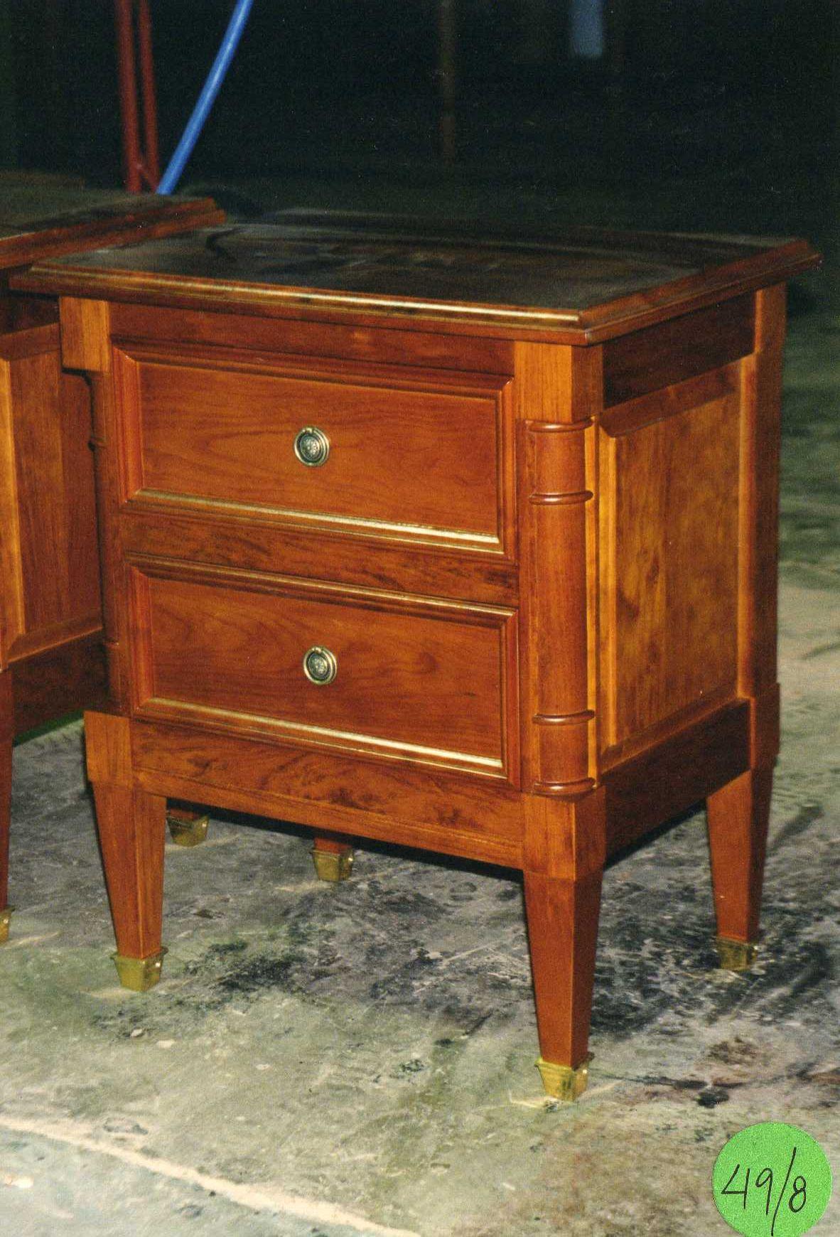 Knightbridge bedside cabinet diy furniture plans for Bedside cabinet plans
