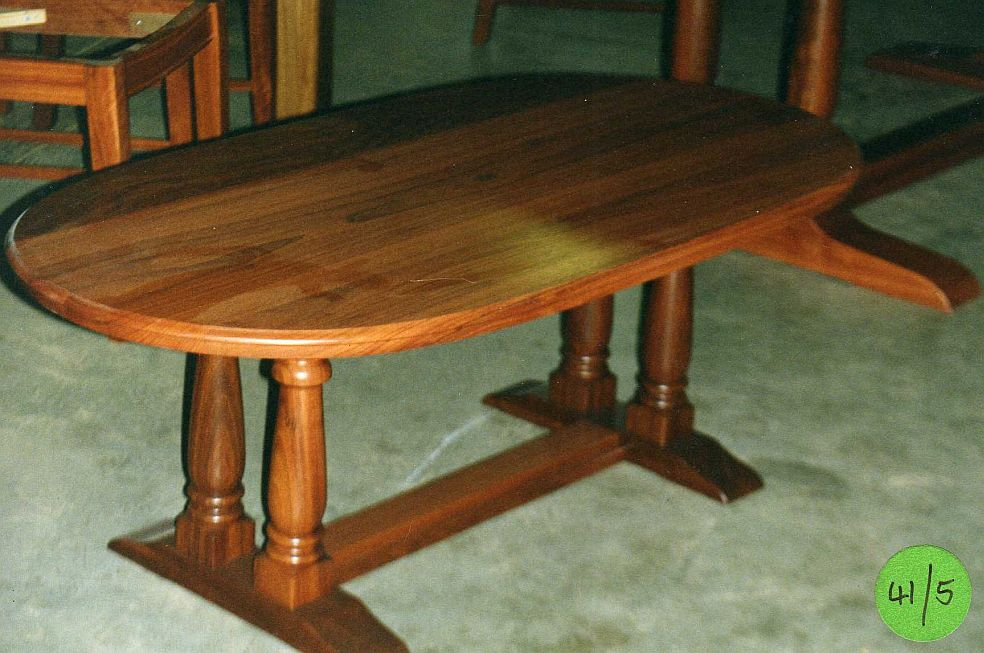 Oval Dining Table Plans Image Mag : Oval Norfolk Dining Table from imagemag.ru size 984 x 653 jpeg 110kB